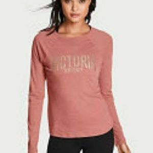 VICTORIAS SECRET Tee Open back Victorias Sport XS